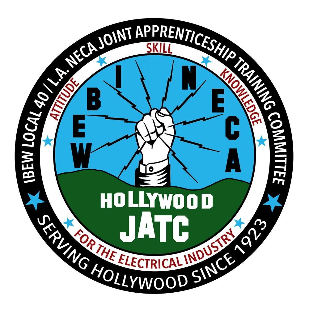 faded out JATC Logo